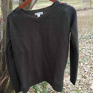 Zenana Outfitters Hunter green sweater